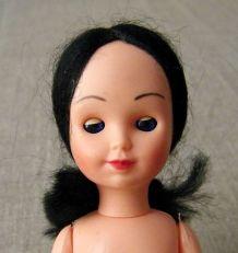 2 poupées jouets de bazar vintage