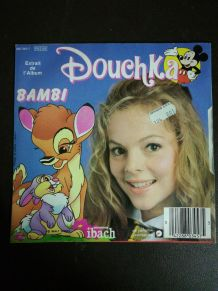 "45 tours DOUCHKA, ""Bambi""année 84"