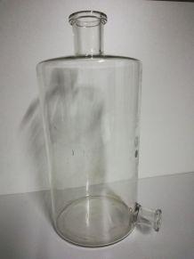 Bonbonne de laboratoire / apothicaire 5 litres