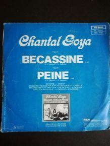 Vinyle 45 tours de Chantal Goya - Bécassine