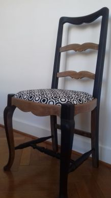 Chaise Inspiration Industrielle