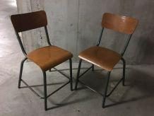 Chaises hautes d'atelier