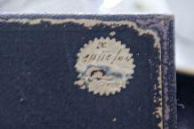 Fourchette - Couteau - Médaille d'Or 1900