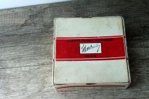 Boîte vide médicament