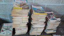 Lot de revues Mecanique Populaire