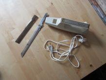 Couteau électrique moulinex dans boite origine vintage 1970/