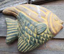 Poissons céramiques mat