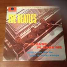 The BEATLES Please Please me PCS3042