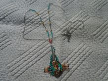 COLLIER STYLE INDIEN