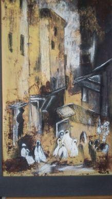tableaux orientalistes