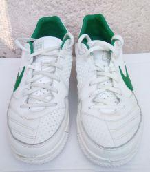 baskets en cuir footsalle