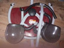 appareil abdo express roller