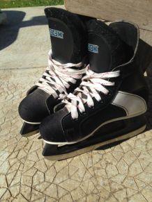 Patin à Glace Hockey