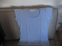 tricot manches courtes 12 ans