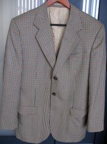 Veste homme de style vintage