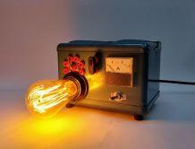 """Lampe industrielle, lampe vintage - """"A Fond la Caisse !"""""""