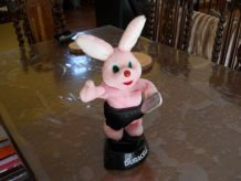 lapin automate Duracell