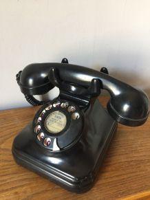 Téléphone bakélite, ancien modèle