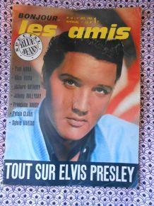Bonjour les amis revue de 1963