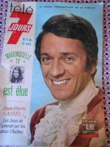 Télé 7 Jours  4 mars 1967