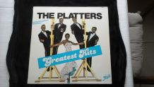 Vinyle disque 33t the  platters greatest hits