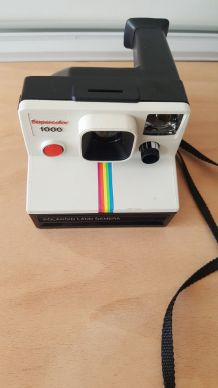 Polaroid land camera vintage