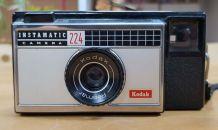 Appareil photo Kodak Instamatic 224 - 1968