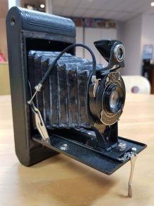 Appareil photo Kodak No. 2A Folding Hawkeye Model B - 1930