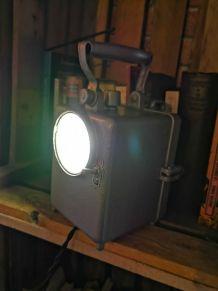 LAMPE SNCF
