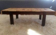 Table Capron modèle Herbier