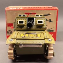 Jouet ancien modern toy's - electric tank M1