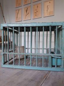Ravissante cage à oiseaux