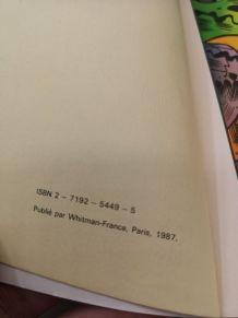 BD les maitres de l'univers - whitman