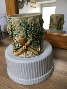 Pot barbotine