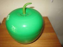 seau a glaçons pomme verte  70'