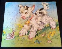 Puzzle ancien