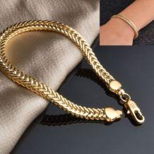 Bracelet Bijoux  plaqué o r 18K