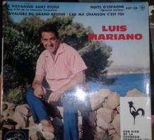 Luis MARIANO - Label: La Voix de Son Maitre EGF 532