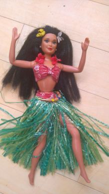 Poupée Barbie Hawaïenne