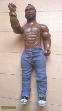 Figurine Mister T - Barracuda
