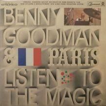 BENNY GOODMAN In PARIS 2xLP