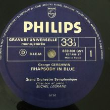 Rhapsodie  in blue-Un Americain a Paris GERSCHWYN