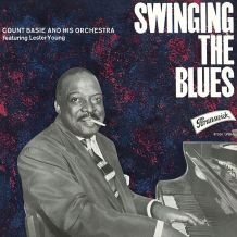 COUNTBASIE Swinging the blues