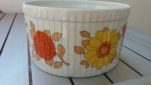 Moule Pillivuyt porcelaine à feu vintage