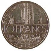 2 PIECES DE 10 FRANCS 1976 /1978