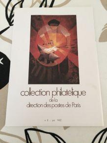 Collection philatélique 1982