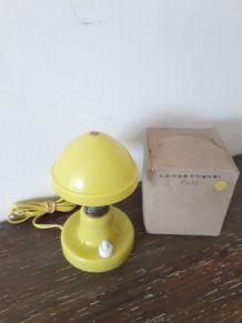 Lampe champignon cosy