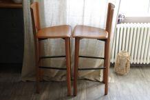 table haute avec chaises