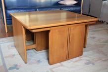 Set de table basse et 2 tables gigognes Afra & Tobia SCARPA