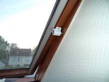 Sécurité Spéciale pour Fenêtre de toit type VELUX / et Autre
